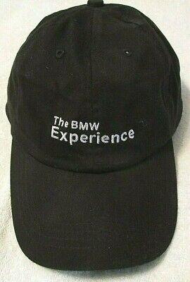 100% Vero The Bmw Experience Cappello Nero Misura Unica Regolabile Greenville Sc Worn Once Scelta Materiali