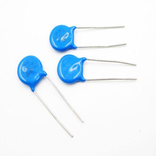 50//100PCS Varistor 10D271K 270V Metal Voltage Dependent Piezoresistor