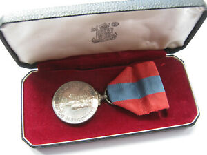 Queen-Elizabeth-II-cased-Imperial-Service-Medal-to-George-William-Burness
