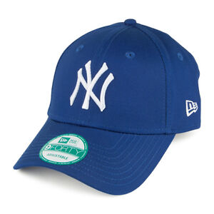 7cefac0e74a NEW ERA MENS 9FORTY BASEBALL CAP.GENUINE NEW YORK YANKEES BLUE ...