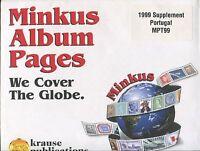 Minkus Postage Stamp Album Supplement Notes 1999 Portugal Mpt99