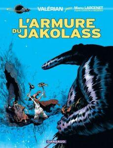 BD-L-039-Armure-du-Jakolass-par-Manu-Larcenet-d-039-apres-Christin-et-Meziere-Neuf