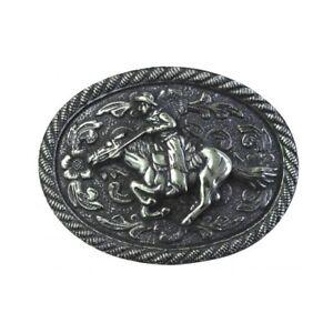GéNéReuse Ceinture Joins Cavalier 4,0 Cm Cheval Western Rodeo Polo Country-afficher Le Titre D'origine