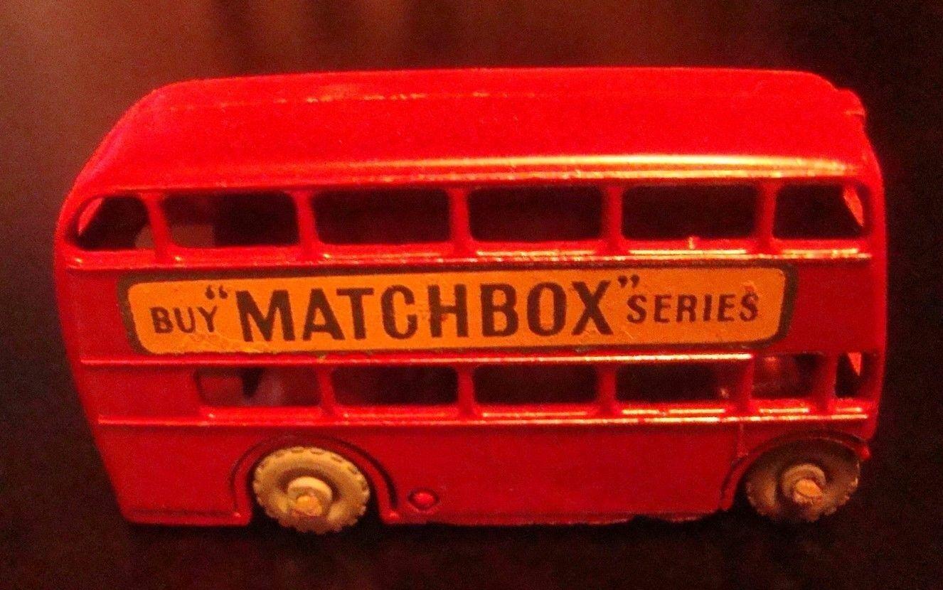 Matchbox Regular Wheel 5B London Bus MW 1954
