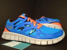 Nike FREE RUN+ 2 DB II DOERNBECHER GALAXY BLUE CRIMSON BLACK GREY 578363-446 9.5