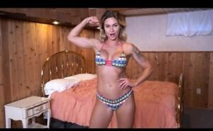 Female Body Builder Muscle Women Wrestling DVD Female Fights