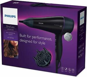 Philips-Thermoprotect-BHD176-00-Seche-a-Cheveux-Professionnel-Moteur-AC-2200-W