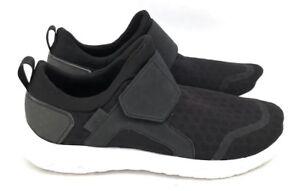 aae1d88b9b0 Teva Mens Arrowood Swift Slip On Sneaker Mesh And Leather Black ...