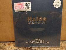 Haida Slim 52mm PRO II MC ND2.7 400x (9 Stops) Neutral Density Filter