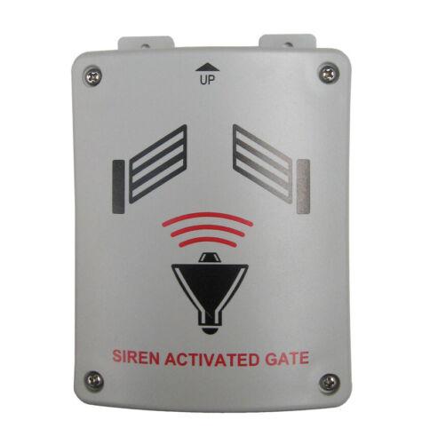 MMTC SAG-M Siren Activated Gate Opener Sensor 12//24V Emergency Vehicles Yelp