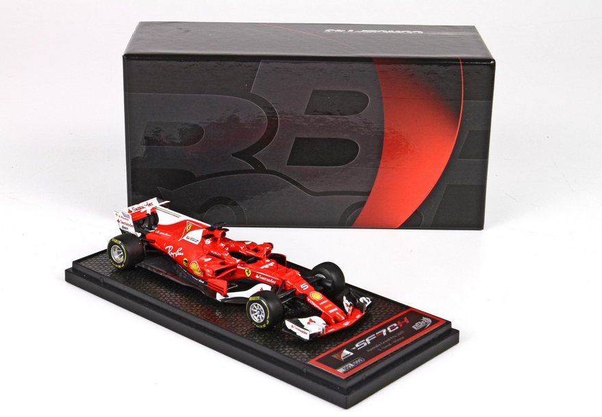 negozio online outlet Ferrari SF70-H Winner GP Australia 2017 Vettel 1 1 1 43 lim. ed. BBRC199A BBR modelloS  Prezzo al piano