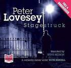 Stagestruck by Peter Lovesey (CD-Audio, 2011)