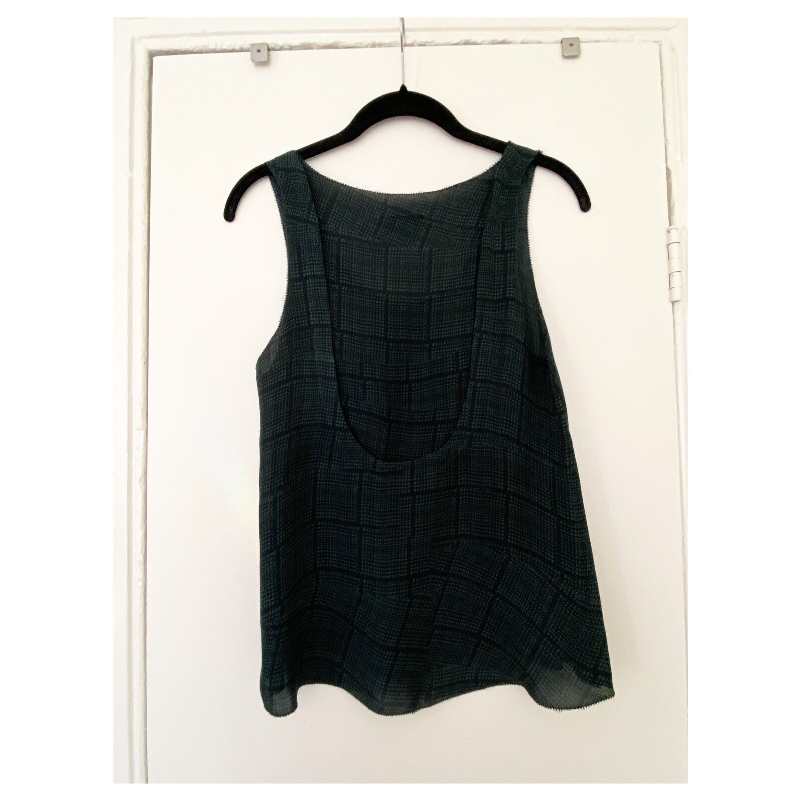 rag and bone silk blouse size 4 excellent conditi… - image 3