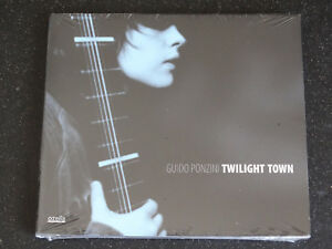 CD-DIGIPACK-GUIDO-PONZINI-TWILIGHT-TOWN-neuf-amp-scelle
