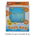 Duck Bath Bag With Star Fish Toy - 35cm X 25cm