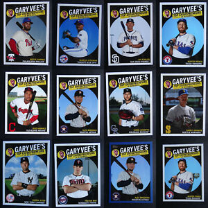2019-Topps-Series-2-Gary-Vee-039-s-Top-Entrepreneurs-Baseball-Cards-Pick-From-List