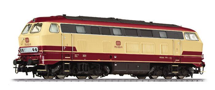 Liliput l132039, Diesel BR 753 002-5, DB AG, AC, Nuovo, Confezione Originale