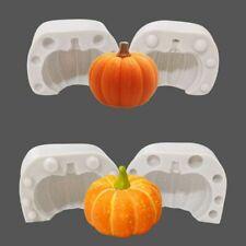 DIY Halloween Pumpkin Cake Mold Silicone Fondant Cake Molds Chocolate Mould A786