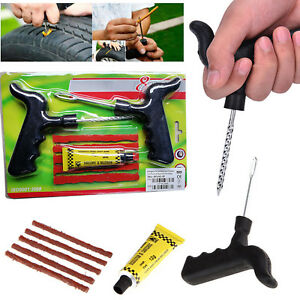 Emergency-Car-Van-Motorcycle-Tubeless-Tyre-Tire-Puncture-Repair-Kit-Tool-Strips