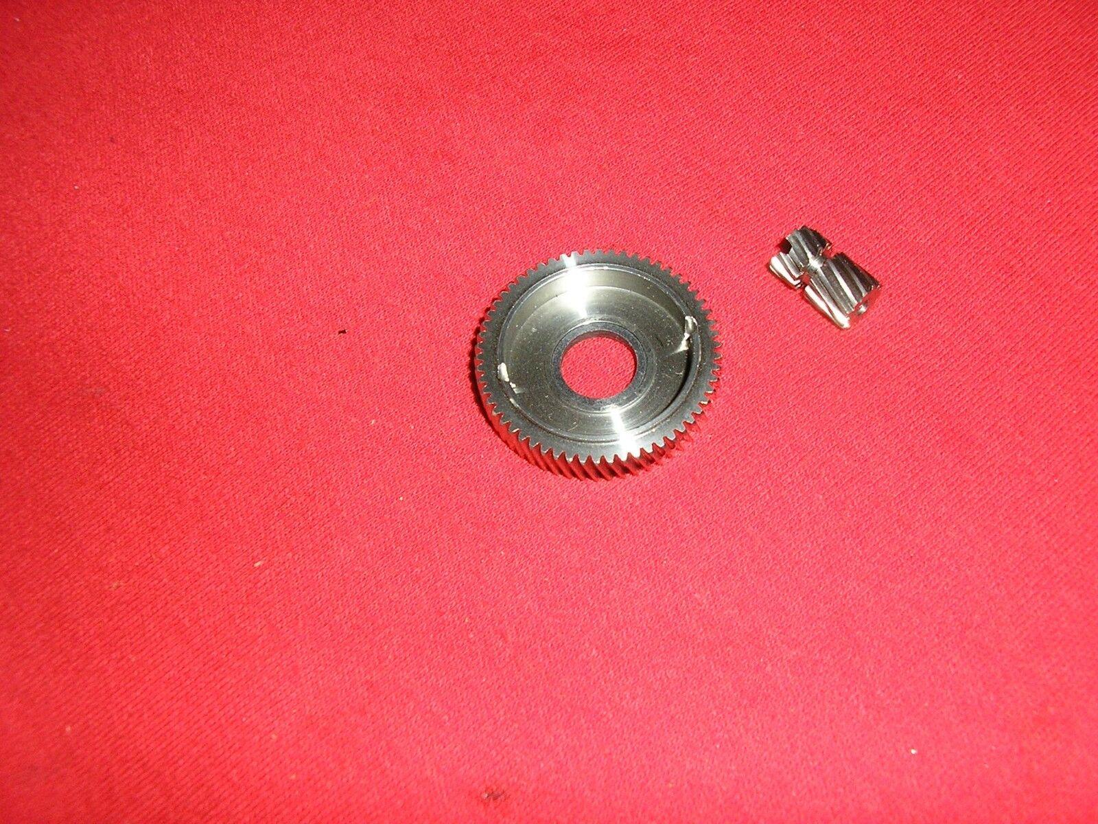 Penn reel repair parts  & service (drive & pinion  gear set)  free shipping worldwide