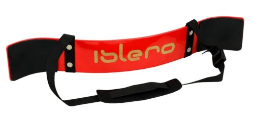 Evo Haltérophilie Bras Blaster Biceps Isolateur Gym Support Sangle Fitness Wraps