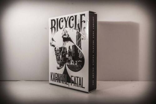 Karnival Fatal Playing Cards Deck Brand New Sealed