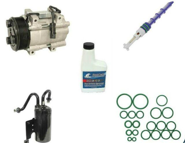 A//C Compressor Fits Dodge Ram 2500 3500 4500 5500 06-10 Diesel OEM HS18 67182