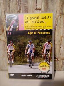 DVD-DeAgostini-Le-Grandi-Salite-del-Ciclismo-N-49-Alpe-di-Pampeago-Nuovo-Blister