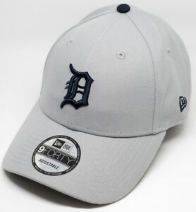 8dade1443d8 Image is loading New-Era-9Forty-Detroit-Tigers-Jersey-Cap