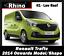 Renault Traffic Roof Rack Bars x4 Rhino With Roller Low-H1 Barn Doors 2014-2019