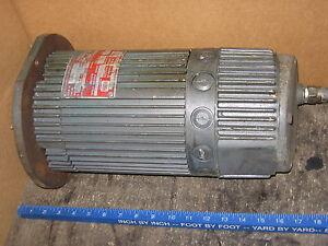 Porter Peerless Permanent Magnet Dc Servo Motor 183 18 0563 0