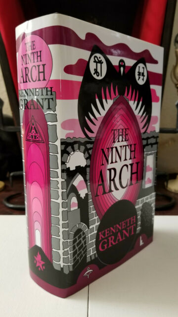 1st Enhanced Edition - THE NINTH ARCH by KENNETH GRANT - Occult Grimoire Magick