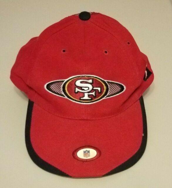 a8a7287436976 San Francisco 49ers Baseball Cap Hat Logo Athletic Pro Line Vintage Snap  Back