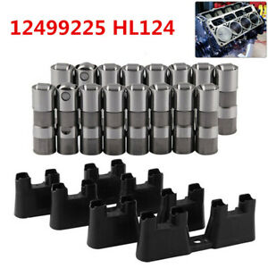 Performance-Hydraulic-Roller-Lifters-With-4-Trays-12499225-HL124-For-GM-LS7-LS2