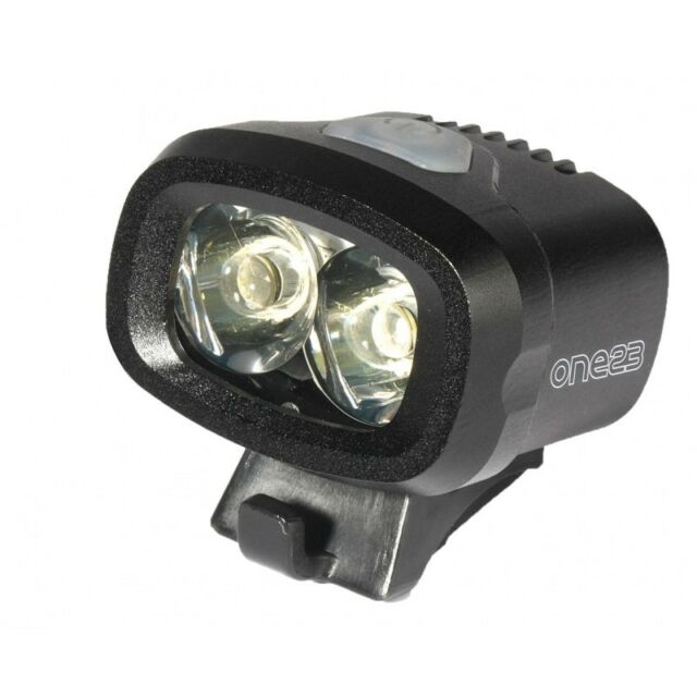 One23 Reveal 2000 Lumen Rechargeable Front Cycle Light RRP £130