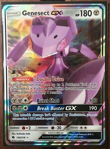 Genesect GX Lost Thunder 130//214 Ultra Rare