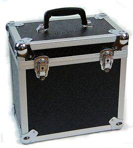 Professional LP and DJ Record Box Flight Case CD Storage Vinyl 50 200 300 1000   eBay