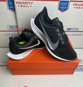 Nike Zoom Pegasus 35 Turbo Size 8 Black