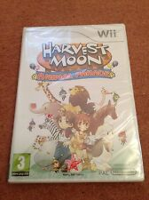 *NEW & SEALED* HARVEST MOON ANIMAL PARADE NINTENDO WII GAME OFFICIAL UK PAL