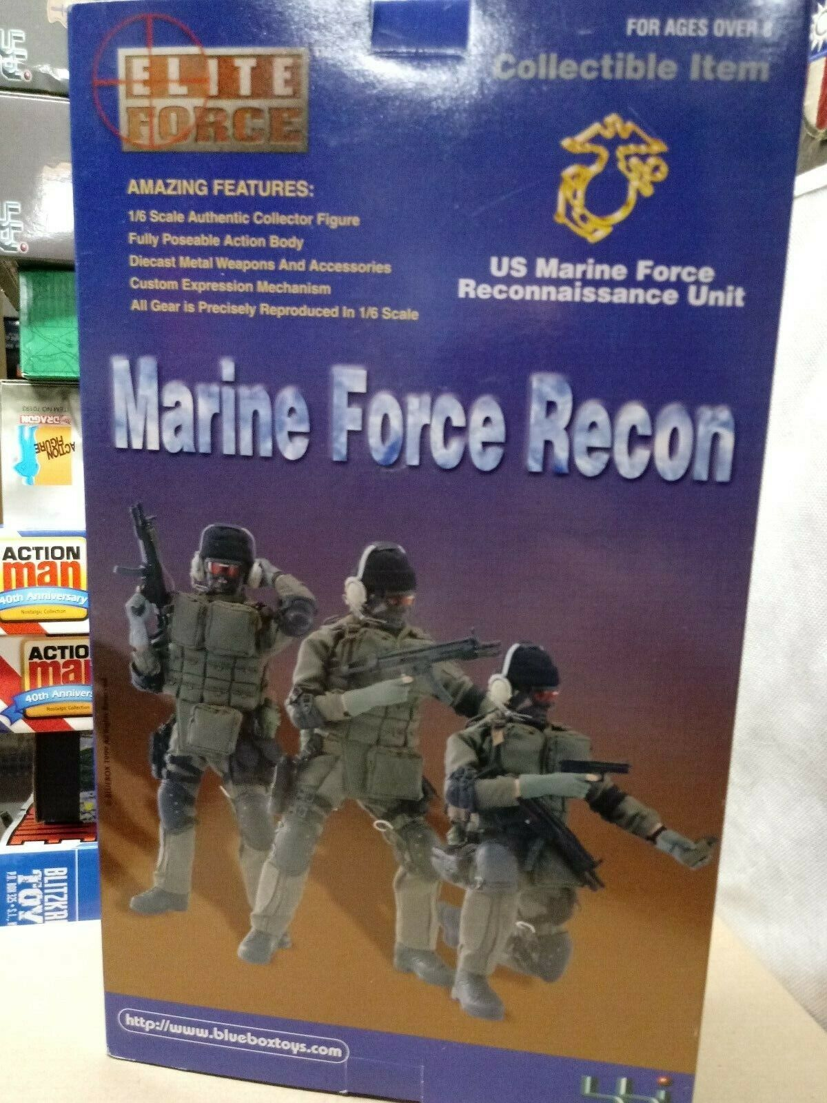 US Marine Force Recon 1 6