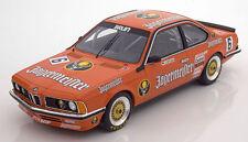 CMR BMW 635 CSI Jagermeister European Champ 1984 #6 ETCC Stuck 1:18 Rare Find!