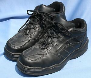 Competent Worx Steel Toed Black Work Shoes 9.5 9 1/2 Toe Work Occupational Safety Womens Cheapest Price From Our Site Clothing, Shoes & Accessories Comfort Shoes