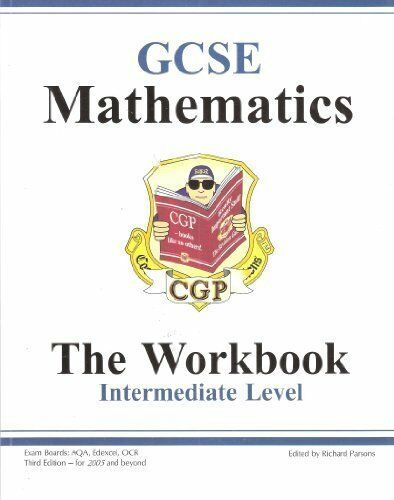 1 of 1 - Mathematics Workbook: GCSE: Intermediate By  Richard Parsons