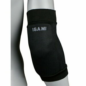 ISAMI-Elbow-guard-Black-free-shipping-from-JAPAN-free-size