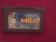 WALT DISNEY THE WILD CARTRIDGE ONLY TESTED WORKS GAMEBOY ADVANCED NINTENDO GBA