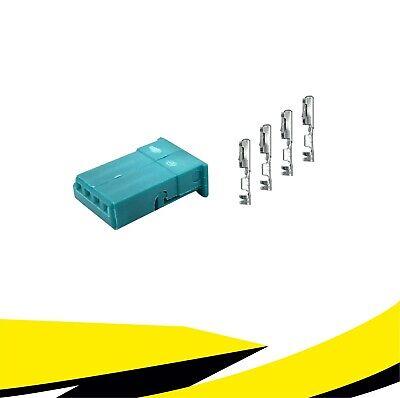 MQS Crimp Kontakt # Buchse 2-polig Reparatursatz 4B0971832 VW AUDI SKODA SEAT