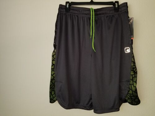 *** New Mens Basketball Shorts by And1.**Adjustable Elastic Waist Size S.***