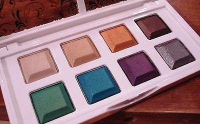 Sephora + Pantone Universe Radiant Cut Shadow Palette Eight Eye Shadows