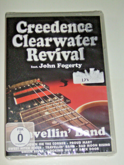 DVD - Creedence Clearwater Revival Travellin' Band (2007) NEU OVP