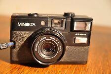 Minolta Hi-Matic GF Vintage Compact Camera